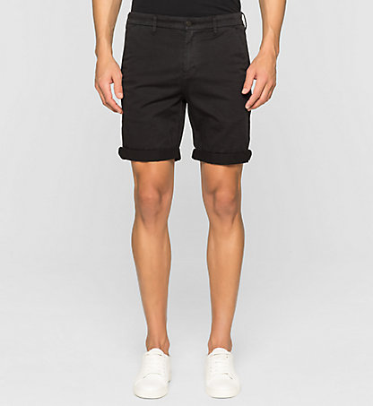CALVIN KLEIN Regular Chino Shorts J30J304587099