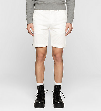 CALVIN KLEIN JEANS Regular Chino Shorts J30J304587112