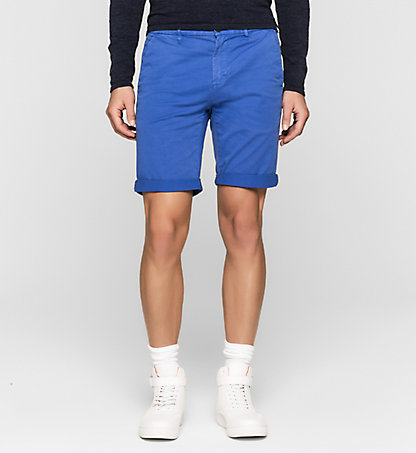 CALVIN KLEIN JEANS Regular Chino Shorts J30J304587406