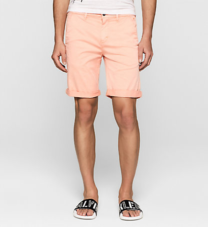 CALVIN KLEIN JEANS Regular Chino Shorts J30J304587687