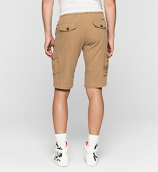 Regular Cargo Shorts - KELP - CK JEANS  - detail image 1