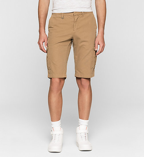 Regular Cargo Shorts - KELP - CK JEANS  - main image