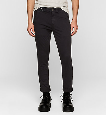 CALVIN KLEIN JEANS Regular Chino Trousers J30J304645099