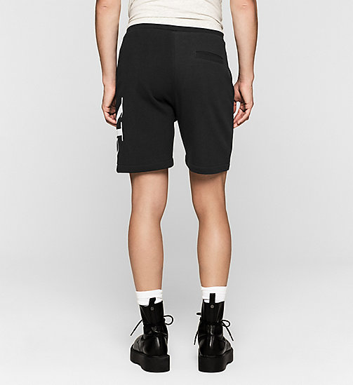 Logo Sweat-Shorts - CK BLACK - CK JEANS SHORTS - main image 1
