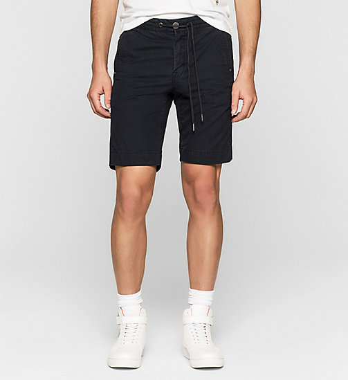 Regular Fit Sporty Shorts - NIGHT SKY - CK JEANS SHORTS - main image