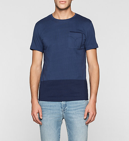 Regular T-shirt - INDIGO - CK JEANS CLOTHES - main image