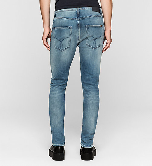 CKJEANS Regular Tapered Jeans - DRY RIVER - CK JEANS DENIM REFRESH - detail image 1