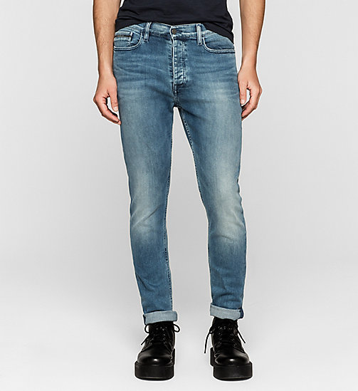 Regular tapered jeans - DRY RIVER - CK JEANS JEANS - main image