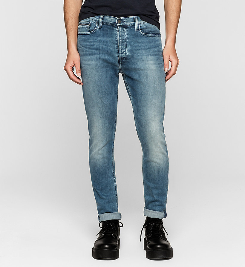 CKJEANS Regular Tapered Jeans - DRY RIVER - CK JEANS JEANS - main image