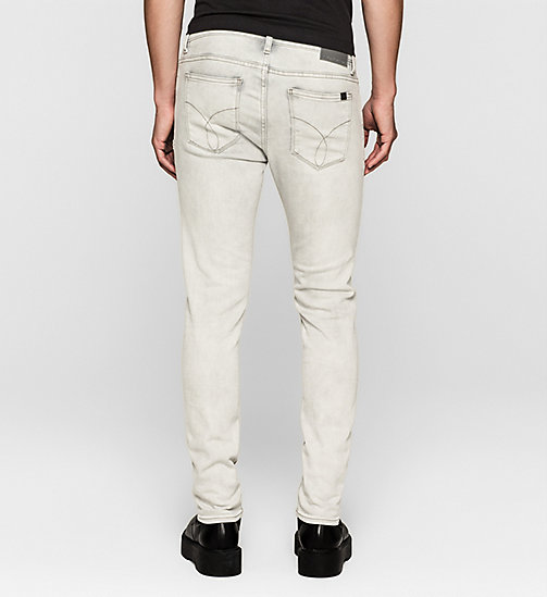 CKJEANS Skinny Jeans - FOG GREY - CK JEANS Up to 50% - detail image 1