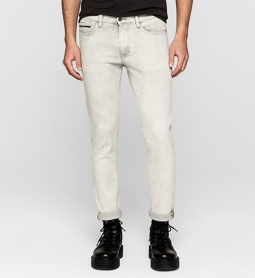 CKJEANS Skinny Jeans - FOG GREY - CK JEANS JEANS - main image