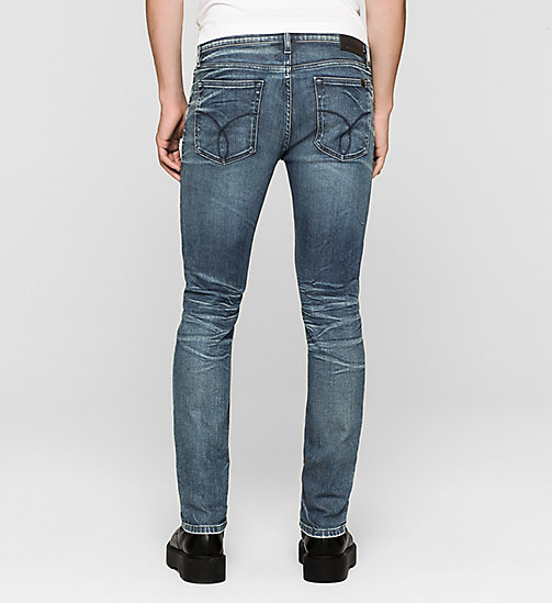 Slim Straight Jeans - BLUE MONDAY - CK JEANS  - detail image 1