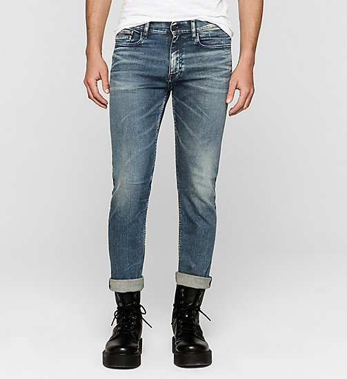 Straight Jeans - BLUE MONDAY - CK JEANS JEANS - main image