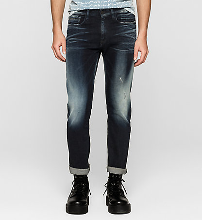 CALVIN KLEIN JEANS Straight-Jeans J30J304760914