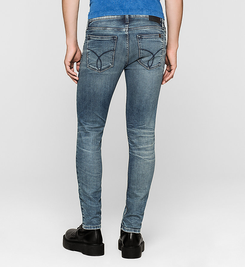 CKJEANS Skinny Jeans - BLUE MONDAY - CK JEANS CLOTHES - detail image 1
