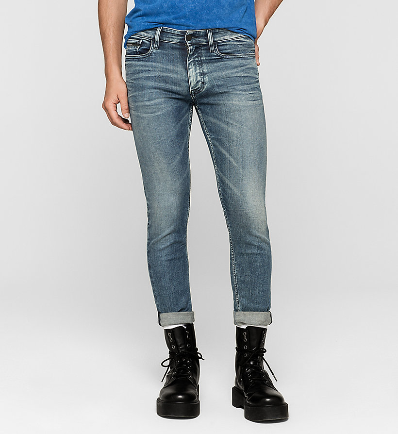 CKJEANS Skinny Jeans - BLUE MONDAY - CK JEANS CLOTHES - main image