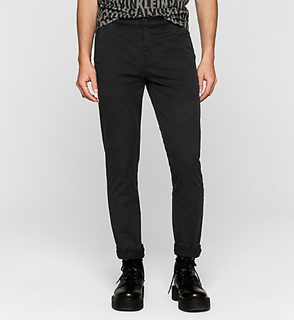 CALVIN KLEIN JEANS Regular Chino Trousers J30J304812099