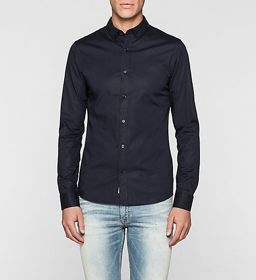 Extra Slim Shirt - NIGHT SKY - CK JEANS SHIRTS - main image