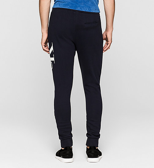 Joggingbroek met logo - NIGHT SKY - CK JEANS  - detail image 1