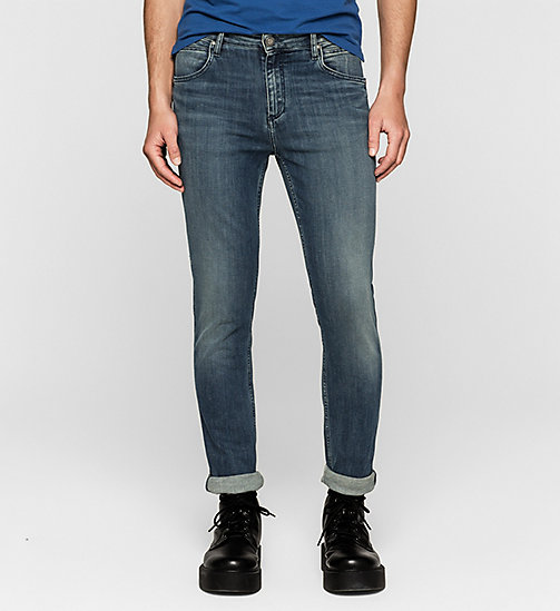 Sculpted Slim Jeans - DEEP LAGOON - CK JEANS  - main image