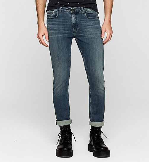 Jeans slim straight - DEEP LAGOON - CK JEANS JEANS - immagine principale
