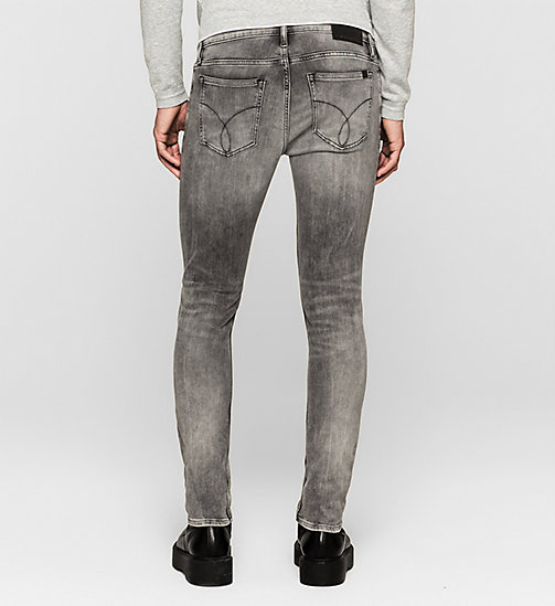 CKJEANS Skinny Jeans - GRANITE GREY - CK JEANS Up to 50% - detail image 1