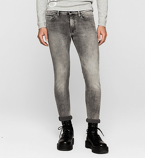 CKJEANS Skinny Jeans - GRANITE GREY - CK JEANS CLOTHES - main image