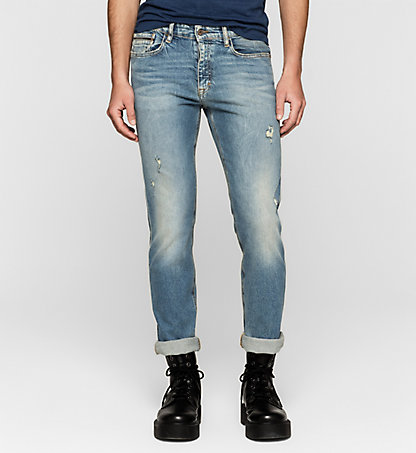 CALVIN KLEIN JEANS Straight-Jeans J30J304927913
