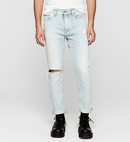 CALVIN KLEIN JEANS Regular Tapered-Jeans J30J304940917