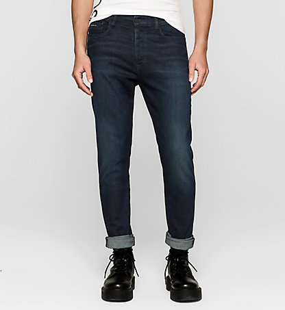 CALVIN KLEIN JEANS Regular Tapered Jeans J30J305043912