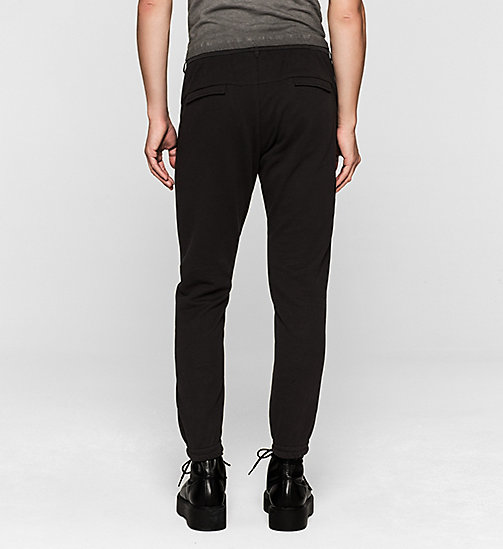 Sweatpants - CK BLACK - CK JEANS TROUSERS - detail image 1