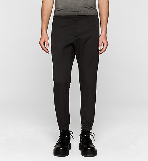 Sweatpants - CK BLACK - CK JEANS TROUSERS - main image