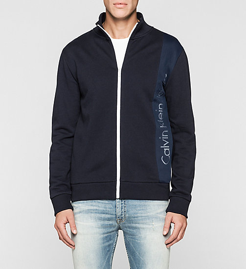 Logo-Trainingsjacke - NIGHT SKY - CK JEANS  - main image