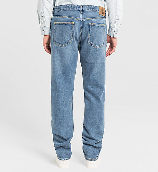 CKJEANS Jeans regular tapered - VINTAGE LIGHT - CK JEANS TRUE ICONS - dettaglio immagine 1