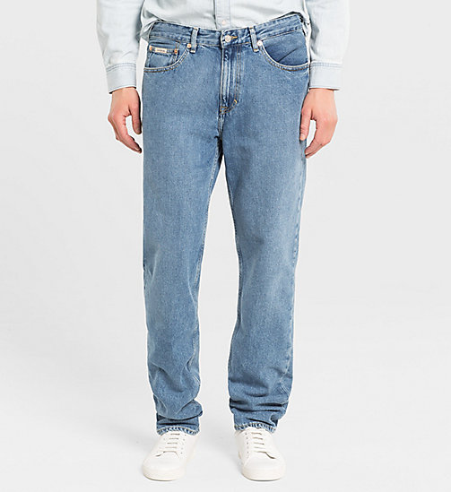 CKJEANS Regular Tapered Jeans - VINTAGE LIGHT - CK JEANS TRUE ICONS - main image