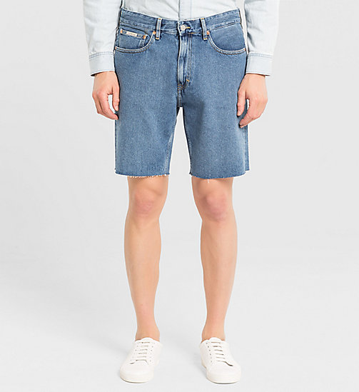 CALVINKLEIN Short en denim - VINTAGE LIGHT - CK JEANS SHORTS - image principale