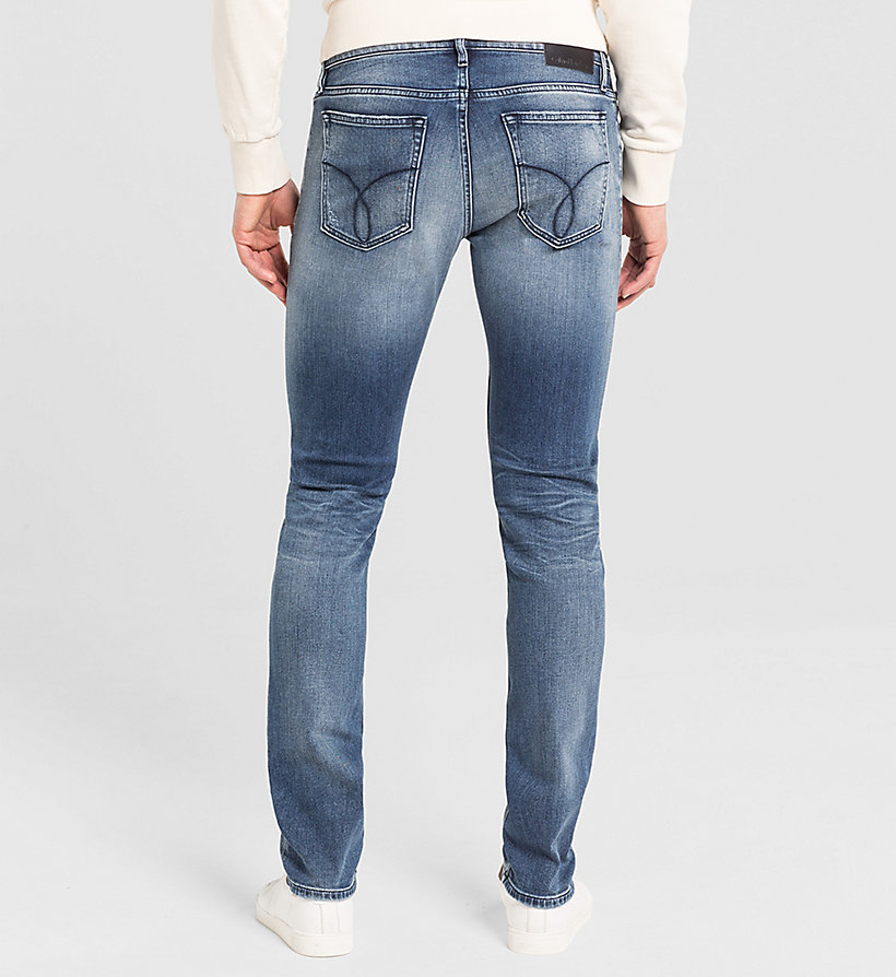 CKJEANS Skinny Jeans - BANG ON BLUE - CK JEANS JEANS - detail image 1