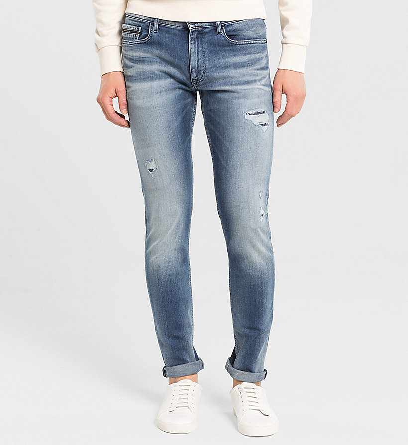 CKJEANS Skinny Jeans - BANG ON BLUE - CK JEANS JEANS - main image