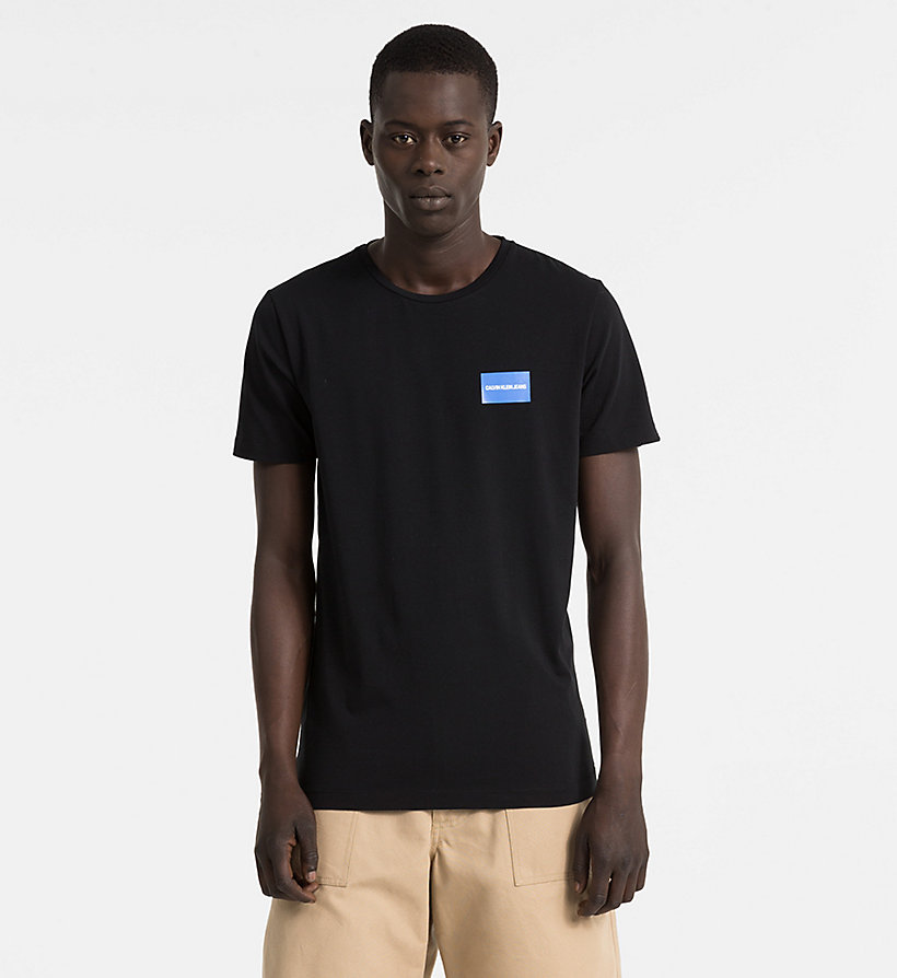 Calvin Klein - Slim Logo-T-Shirt - 1