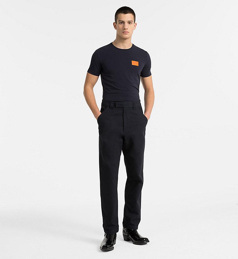 Calvin Klein - Slim Logo-T-Shirt - 6