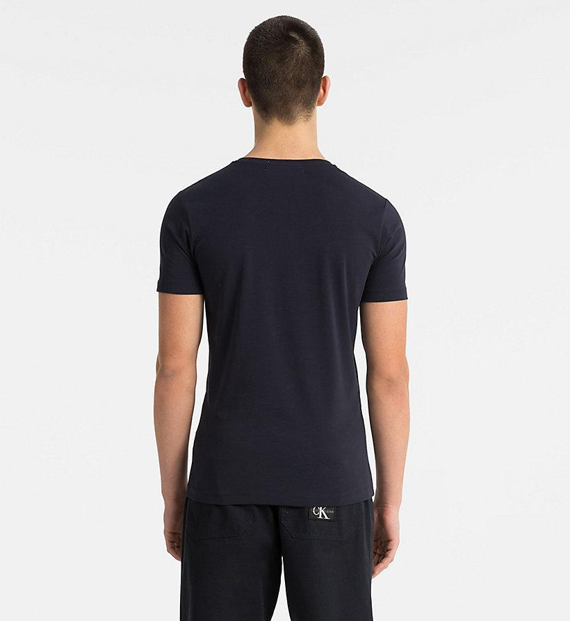 Calvin Klein - Slim Logo-T-Shirt - 7