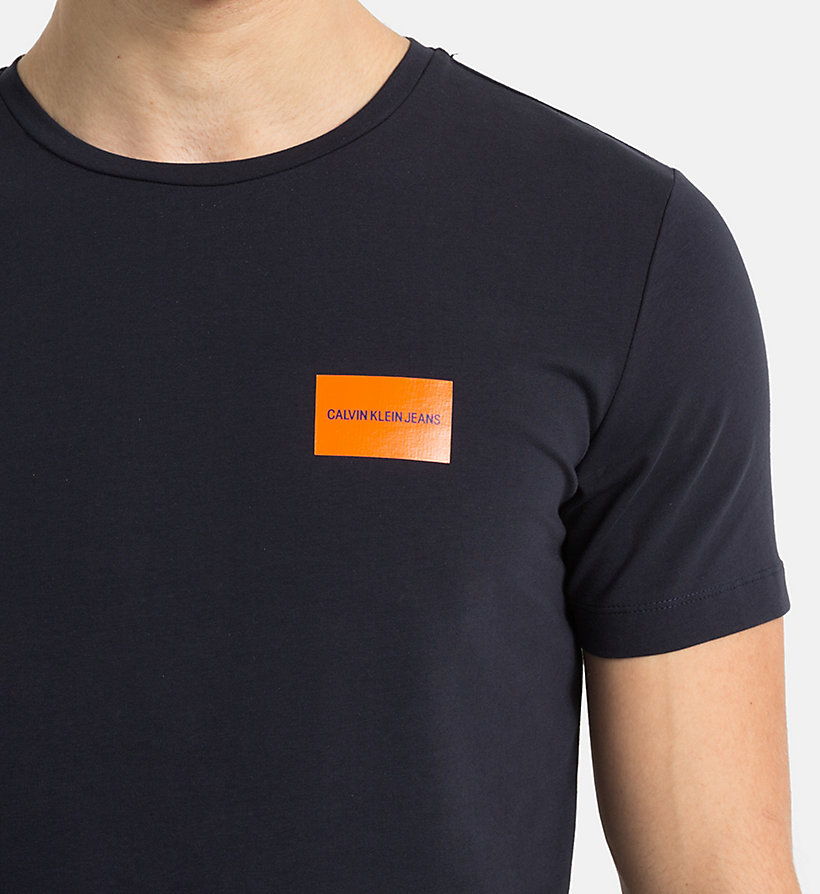 Calvin Klein - Slim Logo-T-Shirt - 8