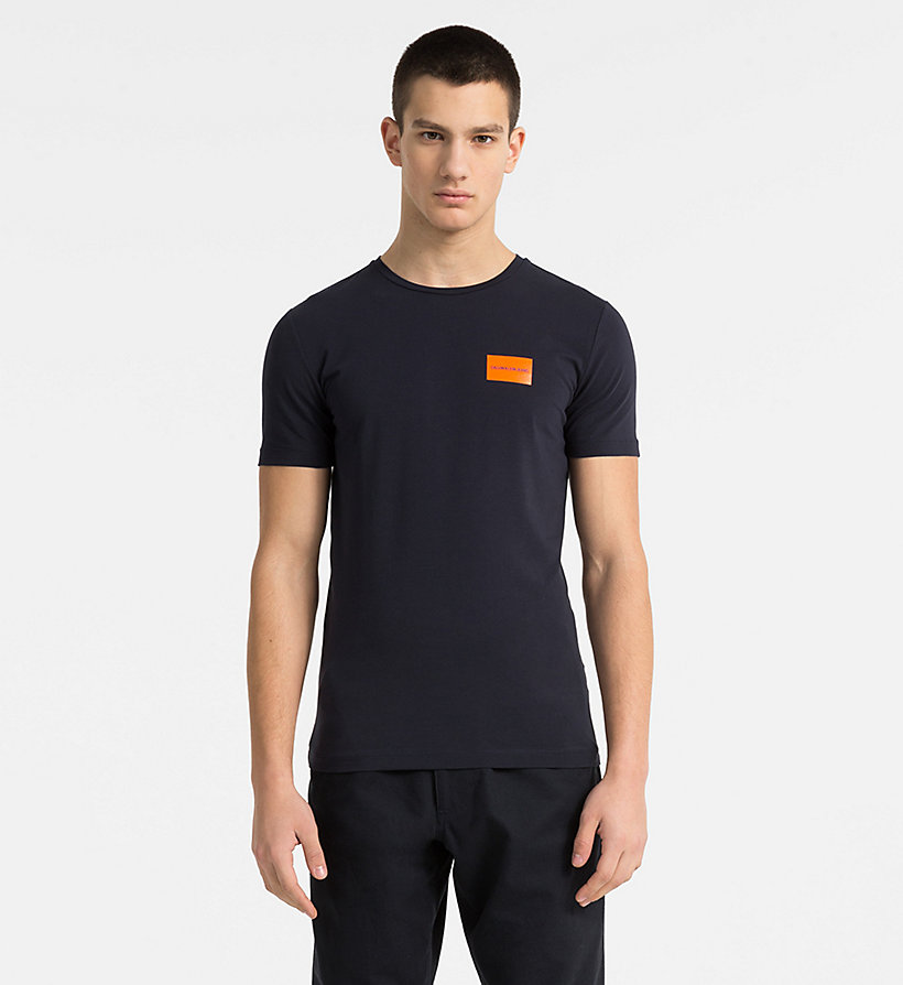Calvin Klein - Slim Logo-T-Shirt - 5