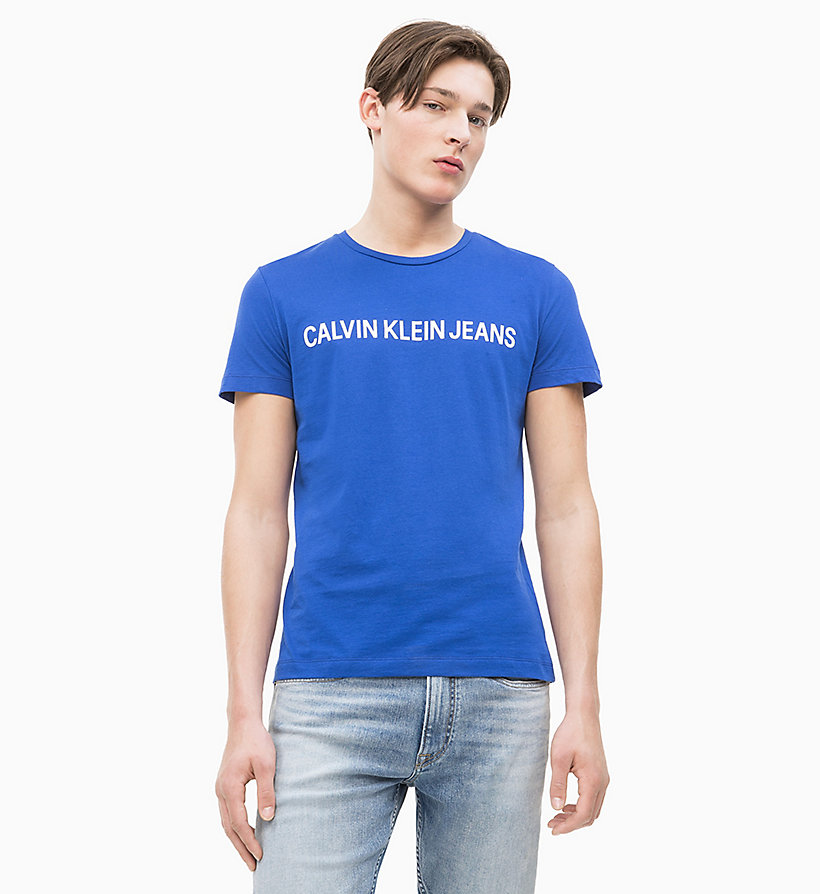 Calvin Klein - Slim Organic Cotton Logo T-shirt - 2
