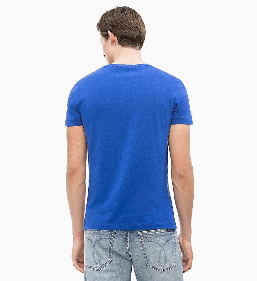 Calvin Klein - Slim Organic Cotton Logo T-shirt - 3