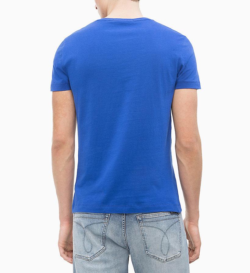 Calvin Klein - Slim Organic Cotton Logo T-shirt - 7