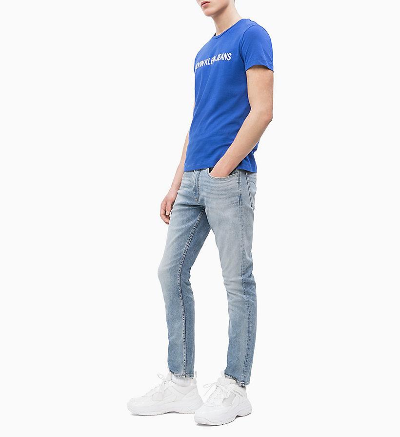 Calvin Klein - Slim Organic Cotton Logo T-shirt - 9