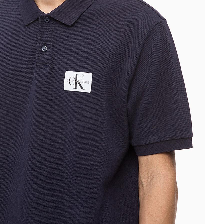 Calvin Klein - Cotton Piqué Polo - 3