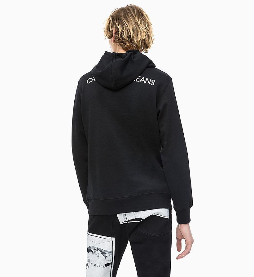 Calvin Klein - Andy Warhol Logo Hoodie - 2