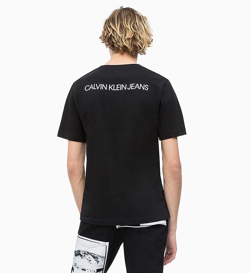 Calvin Klein - Camiseta con logo de Andy Warhol - 2